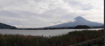 富士山全貌