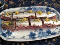 秋刀魚寿司