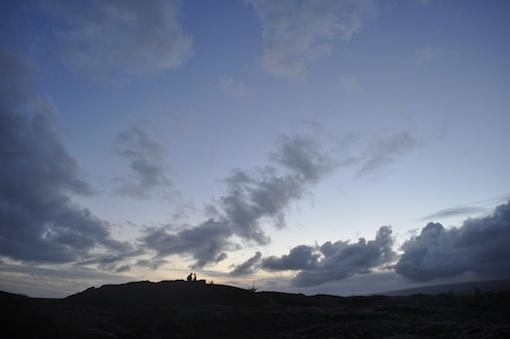 Kalapana Sunset_2
