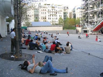 パリの昼下がり
