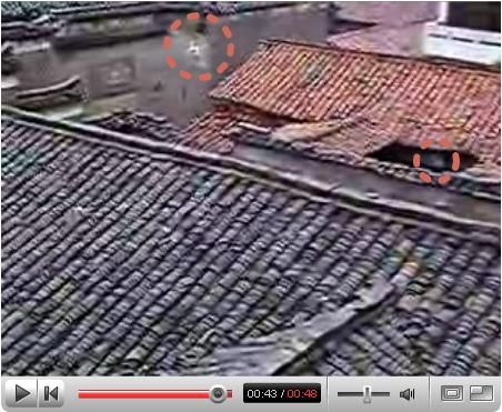 安徽省の古民家に宿る霊2
