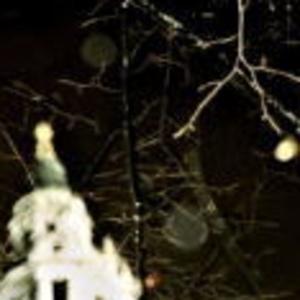 ハロウィーンの夜の幽霊散歩