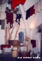 ウォーリック城の蝋人形