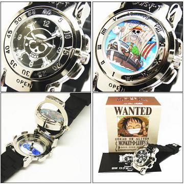 ワンピース 腕時計