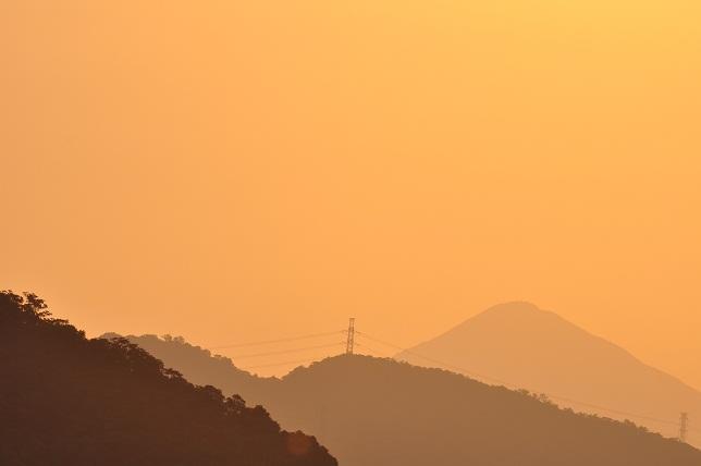 碧山嚴の夜明け(5)