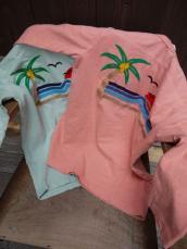 Nasngwam BEACH Tシャツ