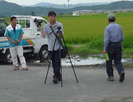 カメラマン!