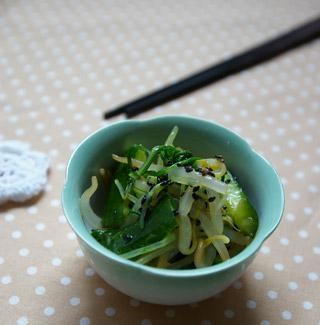 中華風サラダ小鉢
