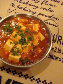 イタリアンなマーボー豆腐