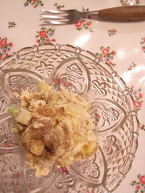 安納芋サラダ