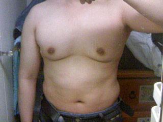 2007年5月29日の裸体