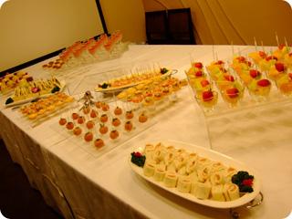 イベント時のお食事