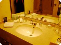 ヒルトンフロア・ツインルーム バスルーム