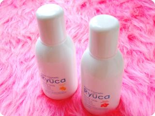 RYUCA [琉香]のボディミルク