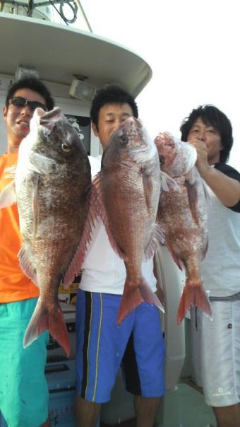 鯛祭り(^^)(^^)(^^)