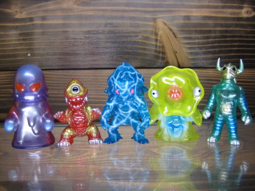 Invisible Kaiju Pack 08 01