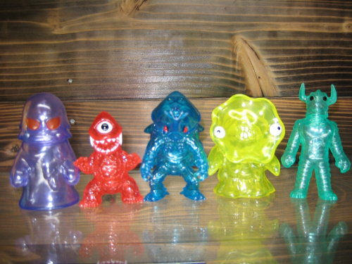 Invisible Kaiju Pack 08 02