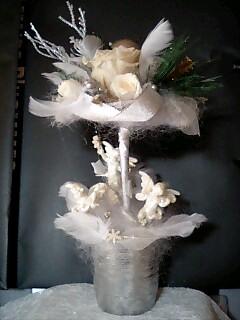 ホワイトフェアリー~クリスマスアレンジ