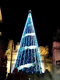 USJクリスマスツリー2