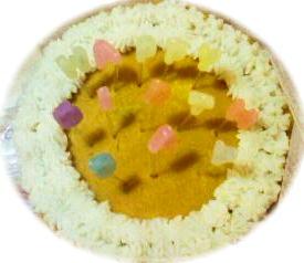 のんママ特製バースディケーキ