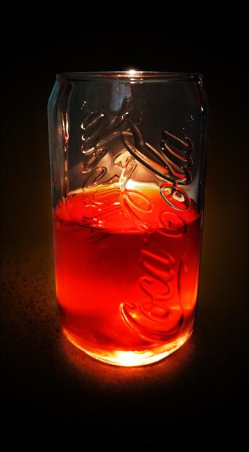 マックコカコーラグラス