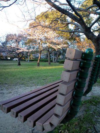 大仙公園のねこ02_450