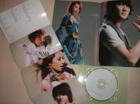 FIR写真集と歌詞カード