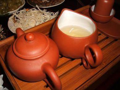 バラ烏龍茶