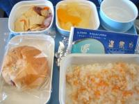 中国式機内食