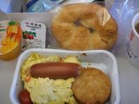 西洋式機内食
