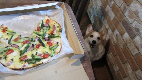 プリモのピザ