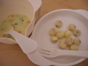 チーズポテトボール
