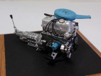 L16エンジン完成