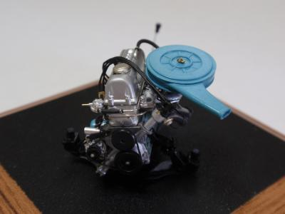 L16エンジン完成2