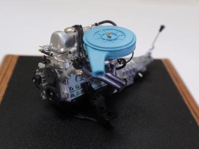 L16エンジン完成3