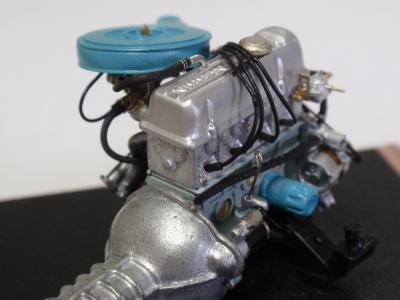 L16エンジン完成5