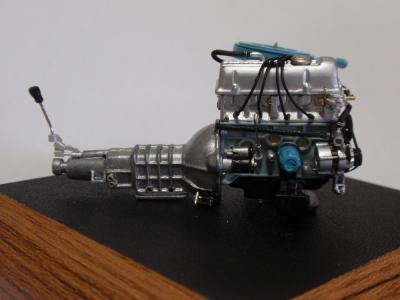 L16エンジン完成6