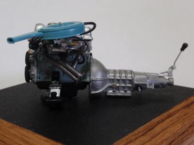 L16エンジン完成7