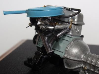L16エンジン完成4