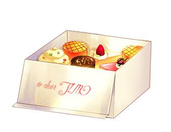 贝慕丝的魔法巧克力盒