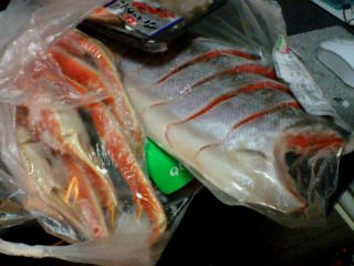 鮭&蟹&えび