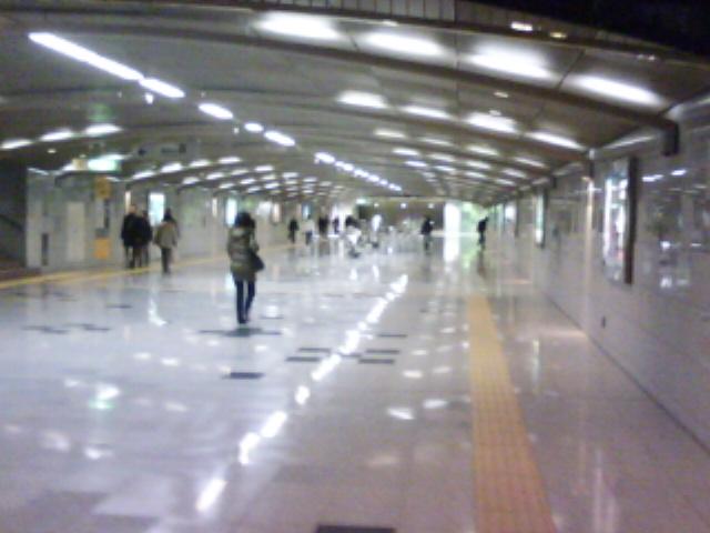 JR札幌駅北口地下歩道01