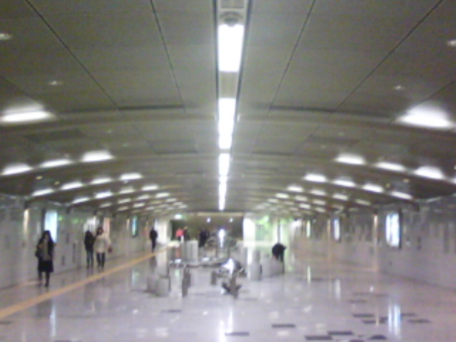 JR札幌駅北口地下歩道02