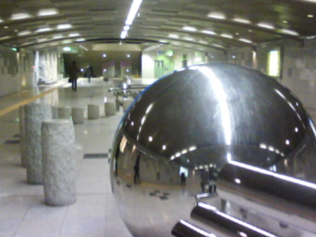 JR札幌駅北口地下歩道04