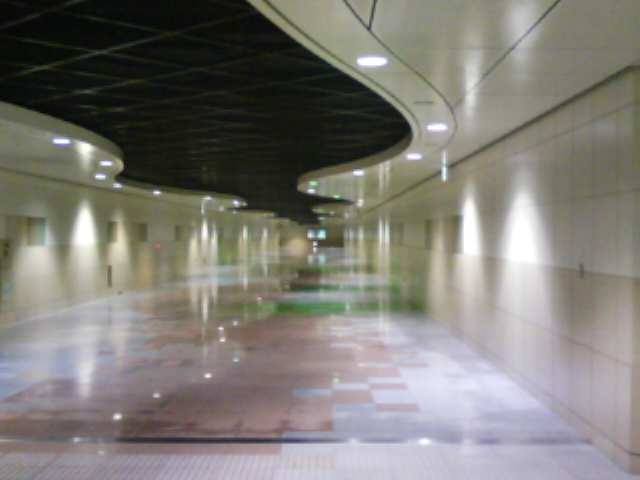 JR札幌駅北口地下歩道08