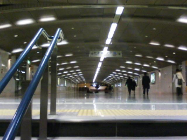 JR札幌駅北口地下歩道10