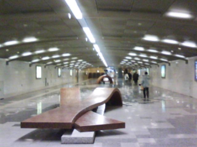JR札幌駅北口地下歩道11
