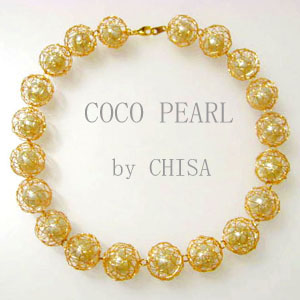 COCO PEARLネックレス