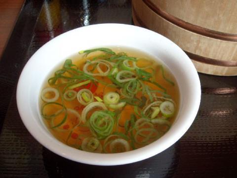 丸亀製麺・かけ汁