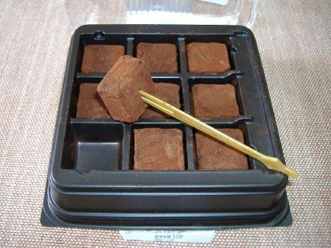 ローソン・クリームチョコレート2